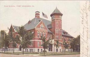Iowa Fort Madison High School