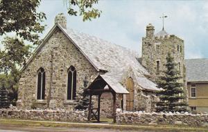 VIRDEN , Manitoba, Canada, 50-60s, St Mary's Anglican Church