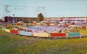 Missouri Springfield Holiday Inn With Pool 1966