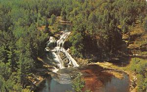 Canada Moore's Chute Aerial view Barrys Bay Upper Madawaska Valley