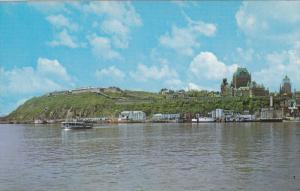 Cap Diamant, Quebec, Canada, 50-60s