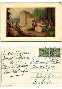 CPA Miniaturen Folge Meissner & Buch Litho Serie 1574 (730520)