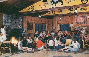 ROTHBURY, Michigan, 1950-1960s ; The Pow-Pow Room Jack & Jill Ranch
