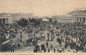 TORONTO , Ontario , Canada , 1900-10s; A Scene at the Exhibition