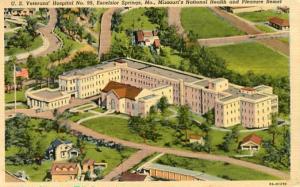 MO - Excelsior Springs, U. S. Veterans' Hospital