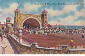 Florida Daytona Band Shell Ocean Front Park
