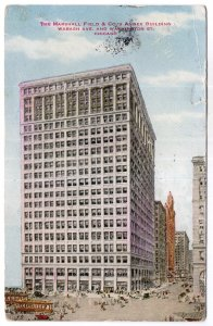Chicago, The Marshall Field & Co.'s Annex Building, Wabash Ave and Washington St