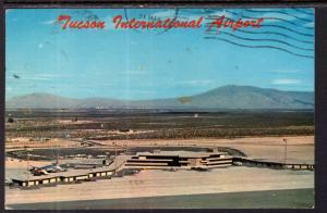 Tucson International Airport,AZ BIN
