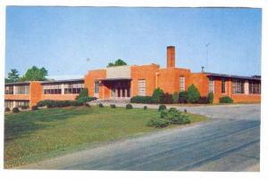 High School, Franklin, North Carolina, 50-70s