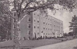 Maine Lewiston New Dormitory-Men Bates College Albertype