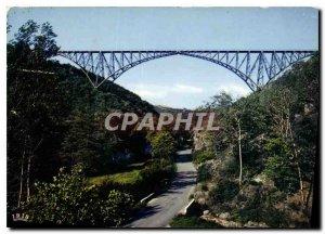 Modern Postcard The Viaduct Viaur Unique in the World