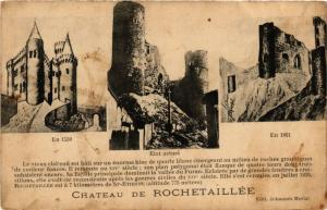 CPA Rochetaillee- Chateau (578732)
