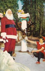 Santa's Village Skyforest California