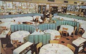 New York City Dannys Hideaway Restaurant
