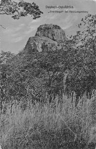 German East Africa D.O.A. Granifkegel Neu-Langenburg, Tanzania Tukuyu Postcard