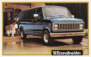 Advertising 1981 Ford Econoline Van John Grappone Ford Bow New Hamshire