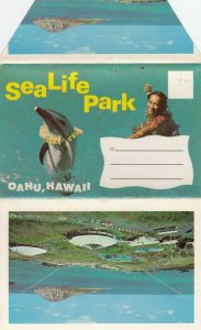 Sea Life Park , Oahu , Hawaii  ,1950-60s
