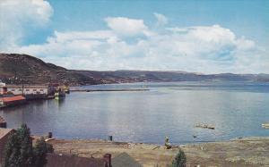 Harbour , CORNER BROOK , Newfoundland , Canada , 50-60s
