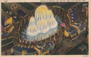 World's Fair , NEW YORK CITY, 1930s ; Lagoon of Nations