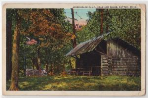 Adirondack Camp, Hills & Dales, Dayton OH