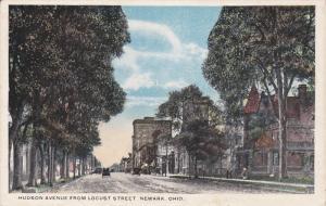 Hudson Avenue from Locust Street , NEWARK , Ohio , 00-10s