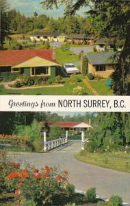 Canada British Columbia North Surrey Aldon Bungalows