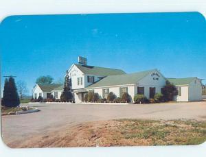 Pre-1980 RESTAURANT SCENE Cape Girardeau Missouri MO G8344