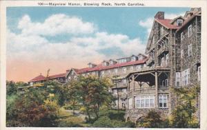 North Carolina Blowing Rock Mayview Manor