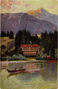 CPA AK Staffelsee - Kurhotel GERMANY (967494)