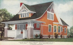 COLDWATER , Michigan, 1911 ; Carter White Lead Company , Paint