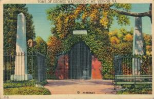 USA Tomb of George Washington MT Vernon 01.61