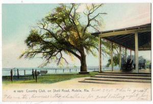 Country Club, Shell Rd. Mobile Ala