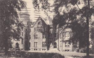 Warner Hall, OBERLIN, Ohio, PU-1936