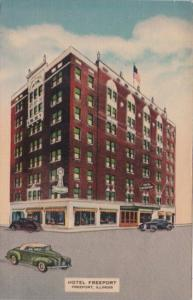 Illinois Freeport Hotel Freeport