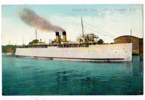 Ontario Car Ferry No.1, Rochester NY