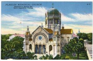 Saint Augustine, Florida, Flagler Memorial Church