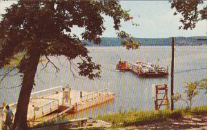 Arkansas Lake Norfork Panther Bay Landing Car Lake Norfork Ferry