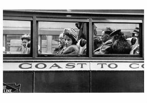 Greyhound Bus Terminal 1947 -