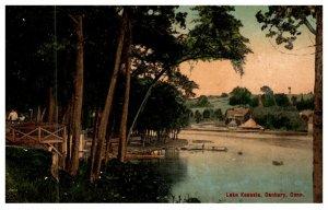 Connecticut Danbury , Lake Kenosla
