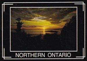 Canada A Timme For Reflection Northern Ontario