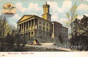 State Capitol Nashville, TN, USA Postcard Post Card Nashville, TN, USA State ...
