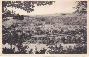DIEKIRCH , Luxembourg , 1920-30s ; Vue Generale