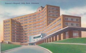 Arkansas Little Rock Veteran's Hospital