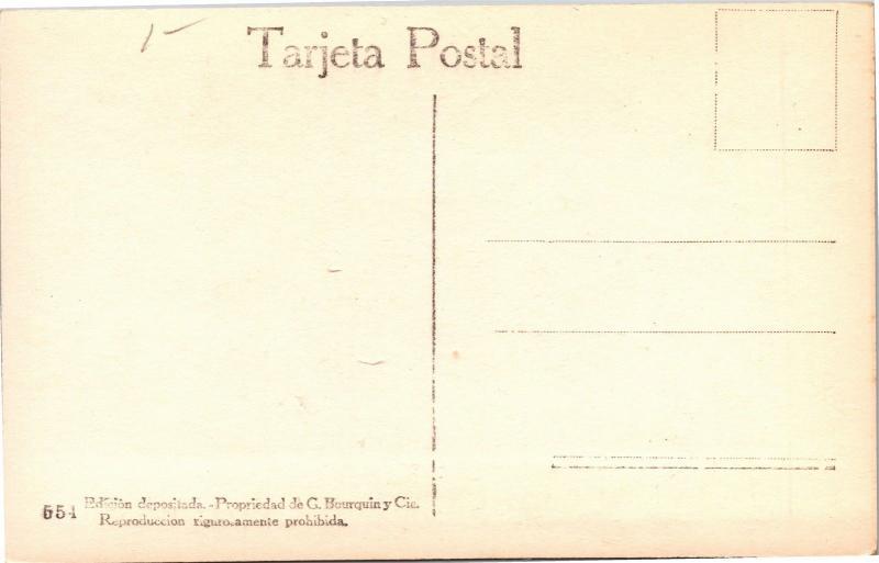 Buenos Aires, Mounument Homenaje Espana Spain Vintage Photo Postcard H22