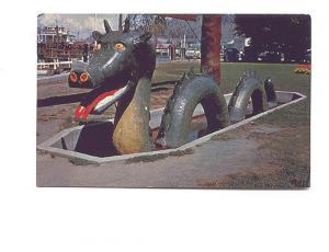 Ogopogo Monster, Serpent, Kelowna, British Columbia, Used 1970