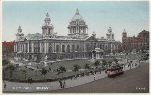 BELFAST , northern Ireland , 20-40s ; City Hall