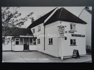 Oxfordshire CHINNOR The Kings Head Pub MORRELLS ALE c1960's RP Postcard