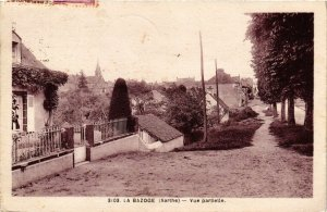 CPA  La Bazoge  (Sarthe) - Vue partielle    (299377)
