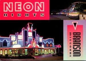 Missouri Branson Neon Lights