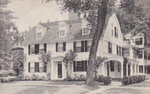 Sessions House Smith College Northampton Massachusetts Albertype